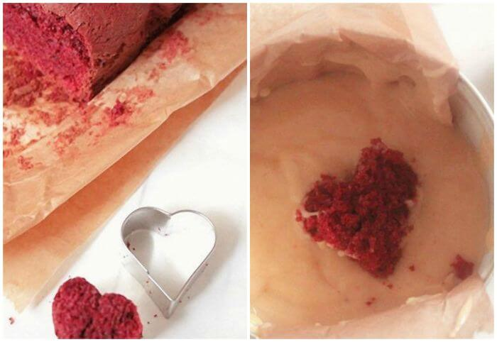 Valentine's Day Diy Gifts, heart cake