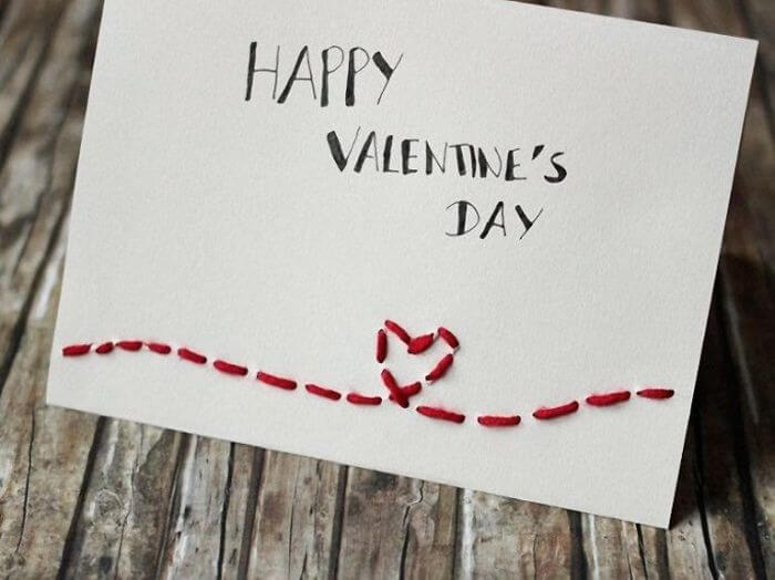 Valentine's Day Diy Gifts, valentine's day card