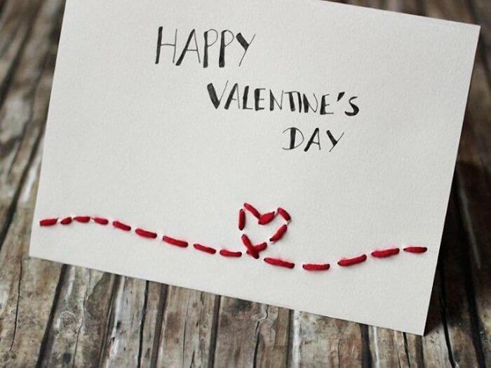 Valentine's Day Diy Gifts, valentine's day card