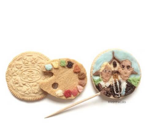 Tisha Cherry, cookie decorating ideas