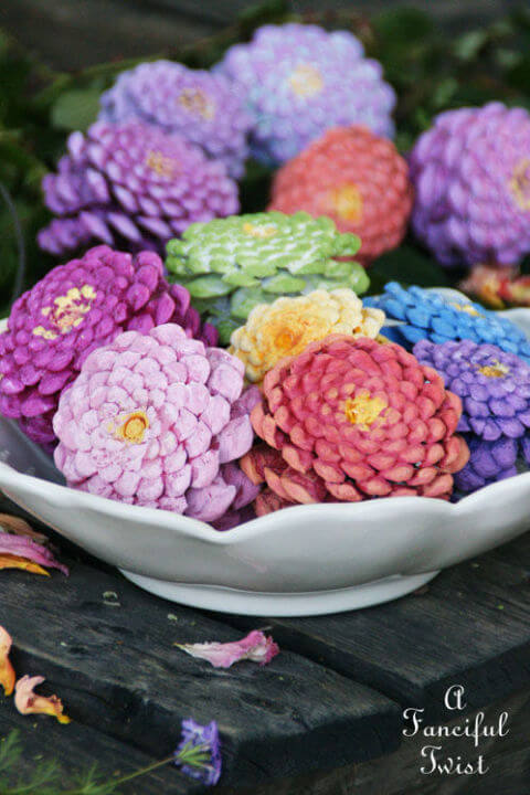 Bring The Beauty Of Spring Into Your Home With These Simple Crafts