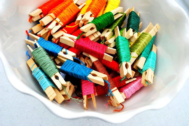 Check Out The Most Creative Clothespin Crafts And Hacks