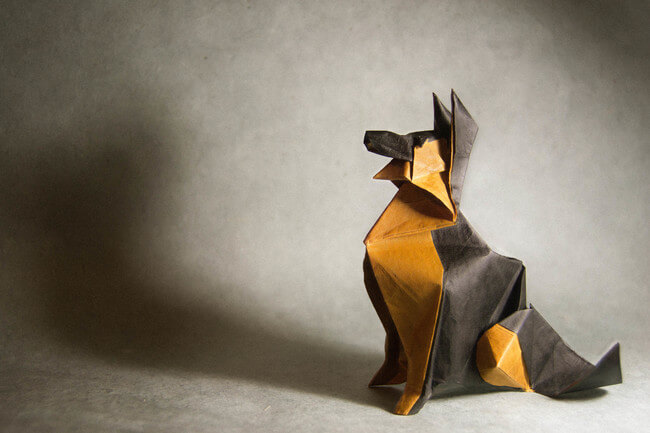They Are Not Simple Crafts What This Origami Artist Can Do With Paper