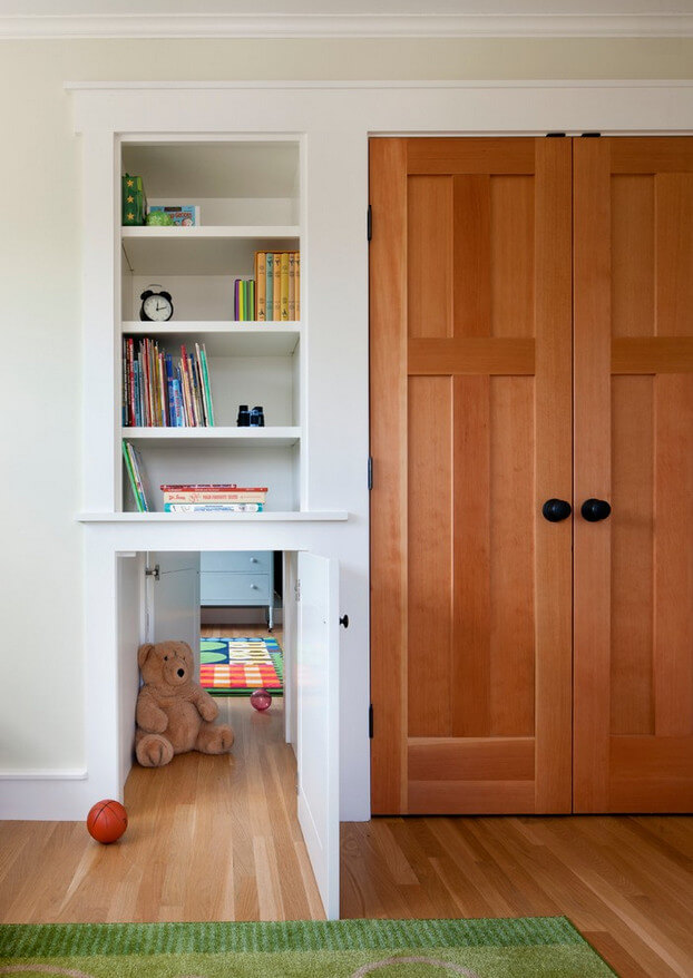 You Wish You Had These 18 Hidden Rooms And Passages Inside Your Own Home