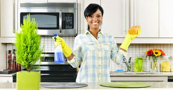 Discover This House Cleaning Schedule For Spring! It Will Help You A Lot!