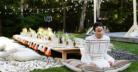 12 Outdoor Summer Dinner Party Ideas You Need To Try Out