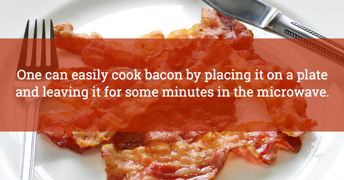 10 Things You Didn't Know About Your Microwave Oven & Microwave Cooking