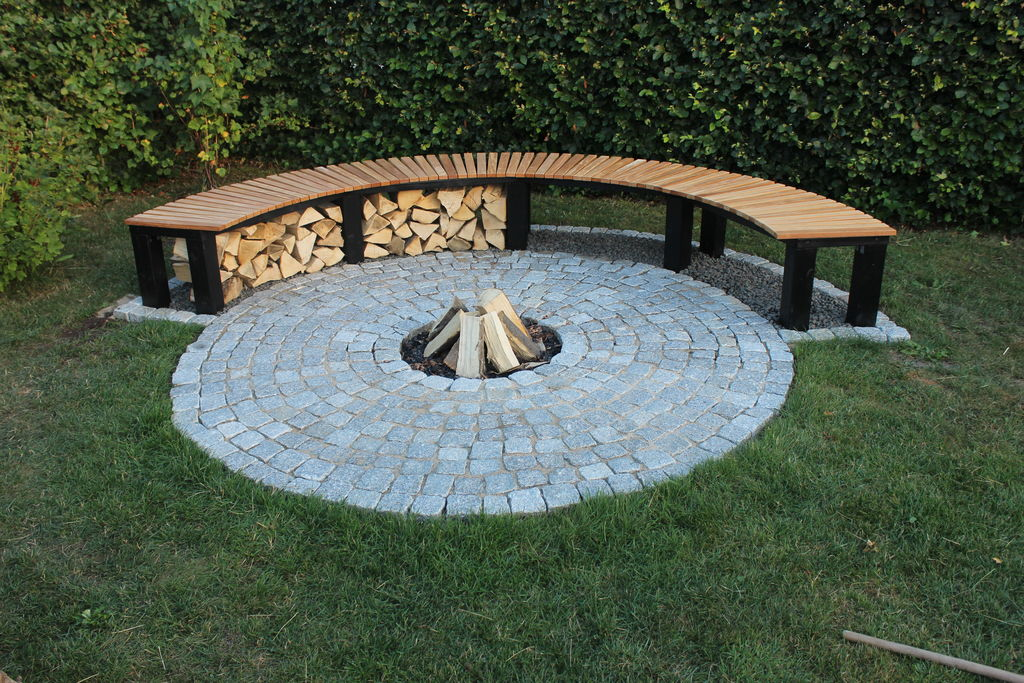 Discover The Best Firewood Rack Ideas To Keep Those Logs Perfectly Safe