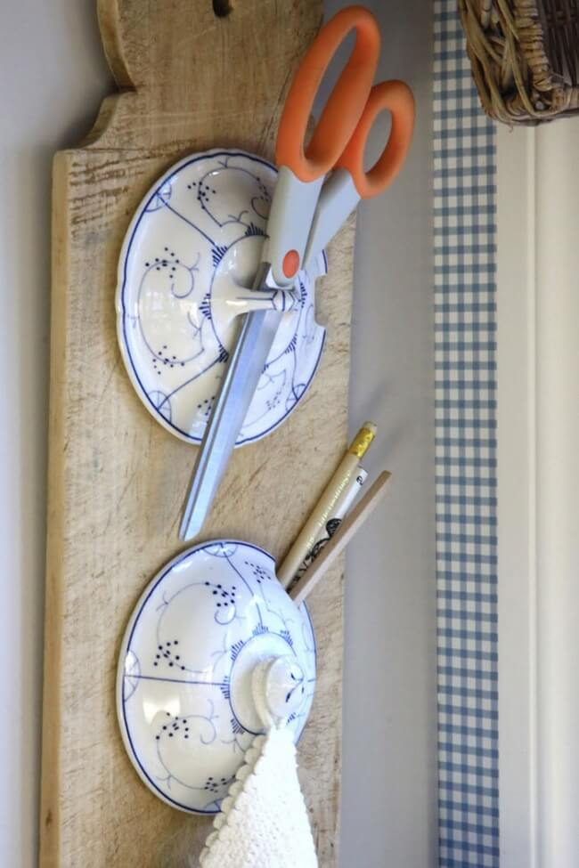 How To Turn Old Kitchen Utensils Into Stylish Home Items