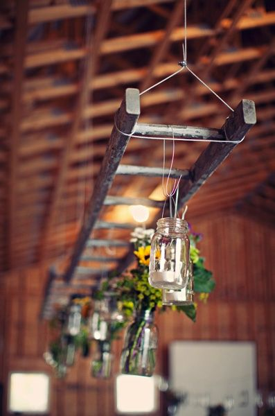 Shine On Your Wedding Day With These Rustic And Vintage Wedding Ideas!