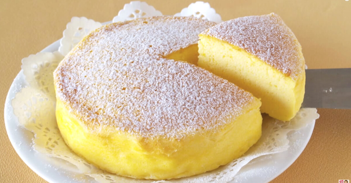 Are You In Love With Japanese Food Recipes? Don't Miss This 3-Ingredient Cheesecake