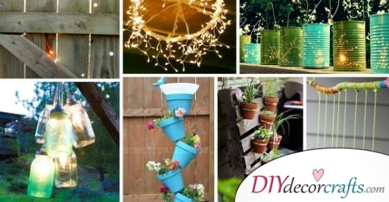 12 DIY Backyard Ideas On A Budget That Will Make Your Neighbors Jealous