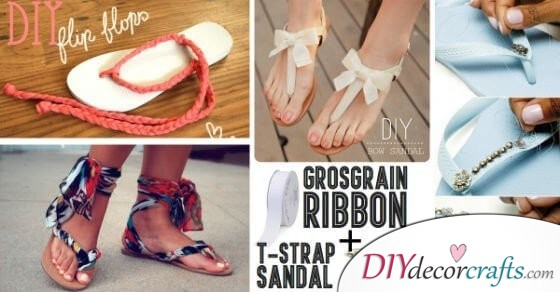 Discover 10 Cute Flip Flops Ideas For Under $5
