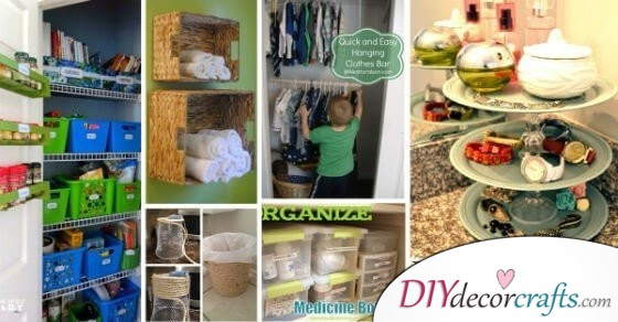How To Become A Professional Organizer With Some Simple DIY Ideas