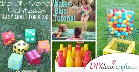 The Best Easy-To-Make And Fun-Filled Outdoor Party Games For The Family