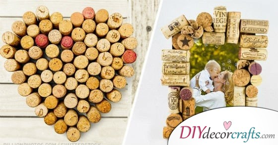 12 Stylish Wine Cork Projects For Your Home