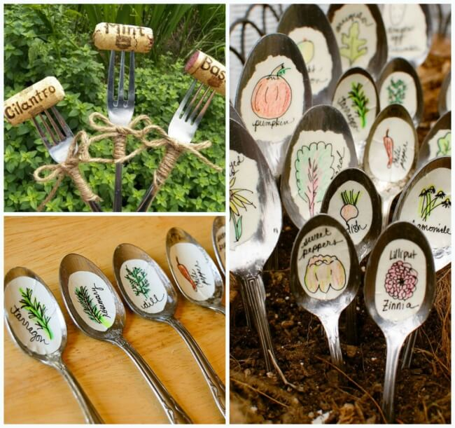 18 Ingeniously Creative Ways To Give New Life To Old Kitchen Utensils