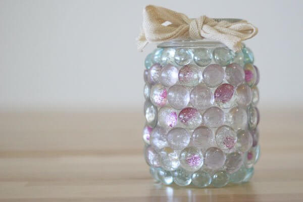 Prism Candle Light, diy candle