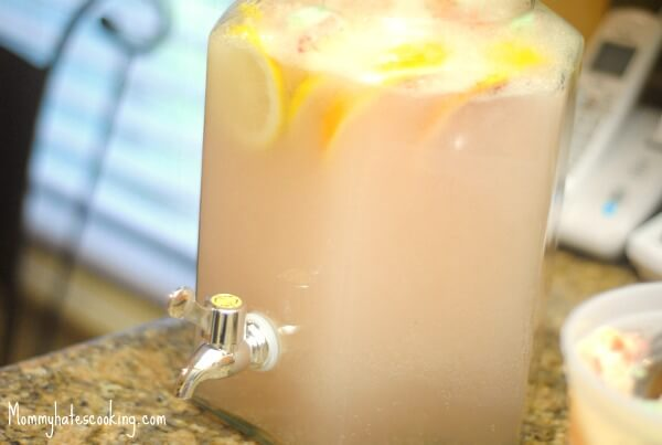 Pinterest Project Sherbet Punch, easy punch recipes