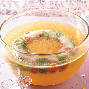 Holiday Punch, easy punch recipes