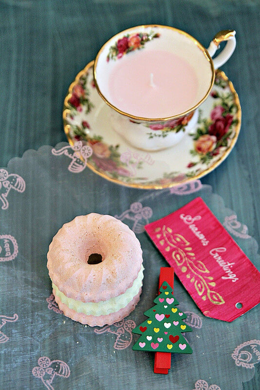 DIY Scented Candles in Vintage Tea Cups, diy candle