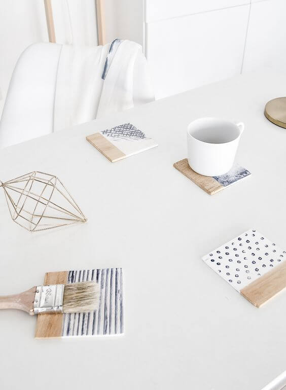 Ten Easy Ways to Design Your Own Kitchen in Less Than an Hour, coasters