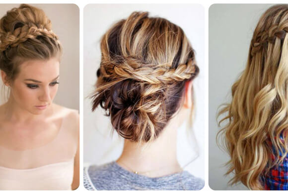 Five Easy And Absolutely Adorable Braid Hairstyles to Try