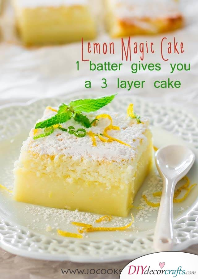 The Best Lemon Cake Recipes to Discover