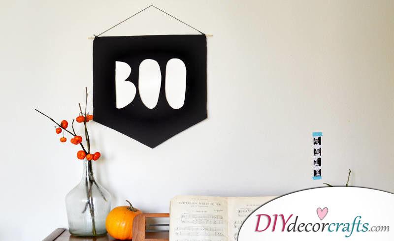 10 DIY Halloween Decor Ideas
