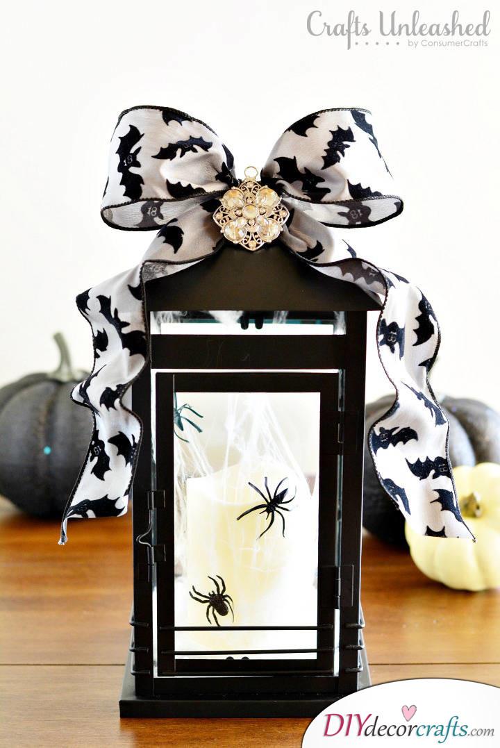 10 DIY Halloween Decor Ideas, Halloween Candle Lanterns
