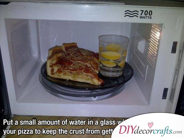 10 Everyday Life Hacks That Will Change Your Life, Keep Your Pizza Fresh