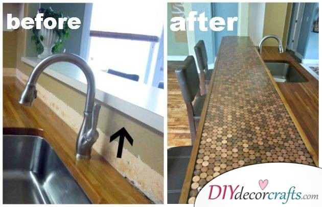 10 Simple Yet Amazing DIY Kitchen Countertop Ideas That Will Blow You Away, A Million Bucks