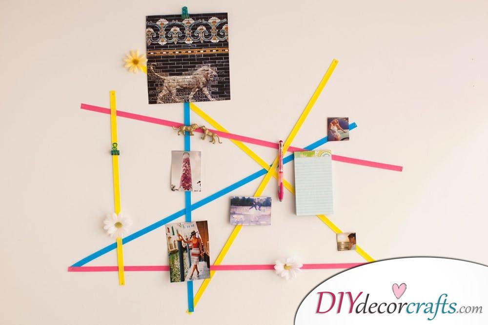 10 Wall Decor Ideas, Simple DIY Wall Decors, Geometric Wall Art