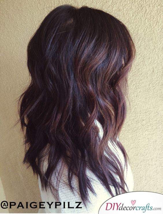 12 Fall Hair Color Ideas To Spice Things Up, Dark Brown Blonde Balayage