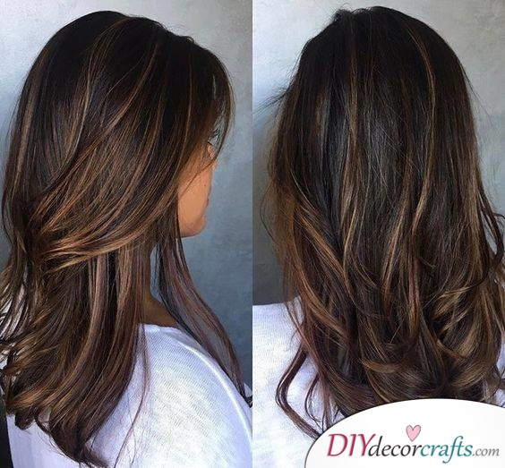 12 Fall Hair Color Ideas To Spice Things Up, Light Brown Blonde Balayage