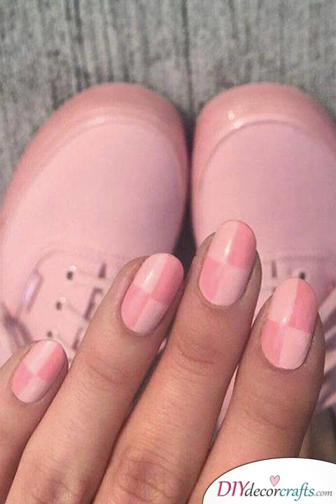 15 Trendy And Amazing Nail Designs Perfect For The Summer, Millennial Pink