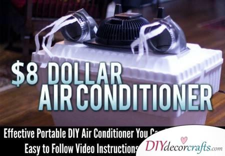 7 Essential Summer Life Hacks Everyone Should Know, Portable Air Conditioner