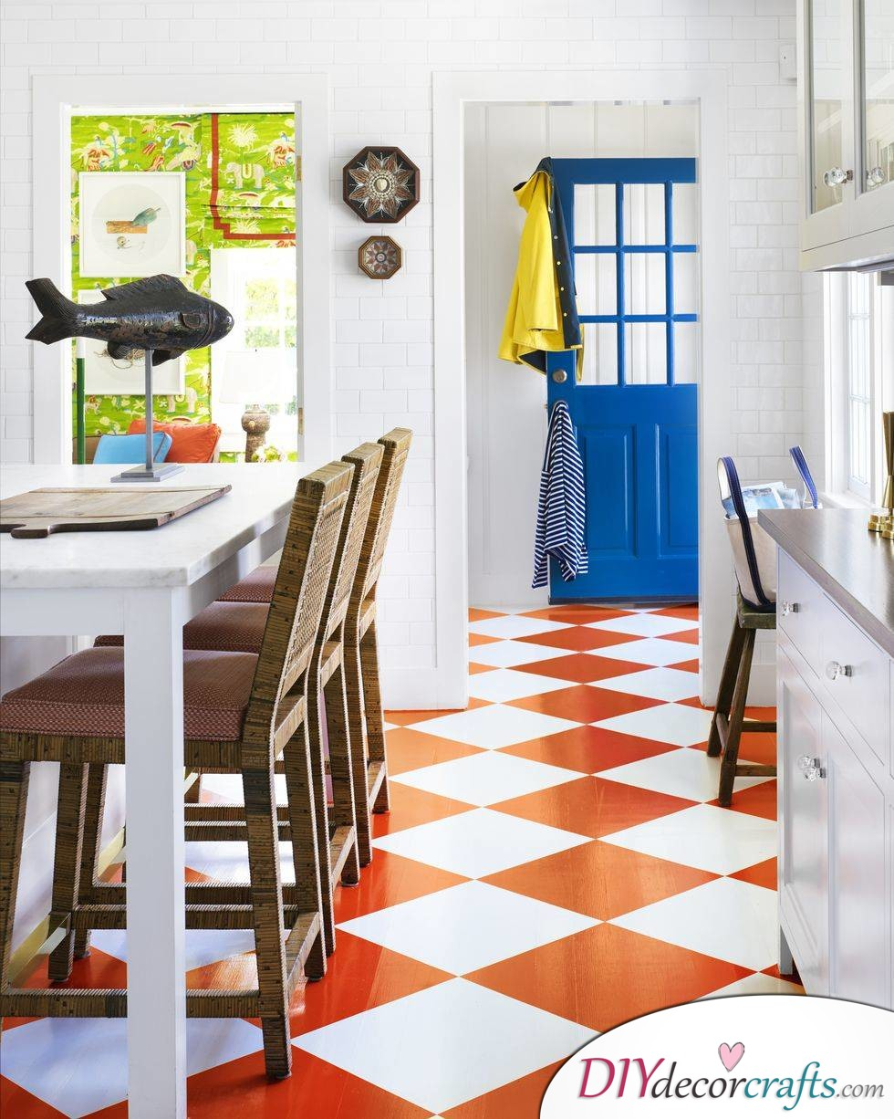 Renovate Your Home With These Simple Home Renovation Ideas, Establish A Color Scheme