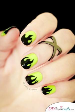 The Best Nail Art Ideas For Halloween