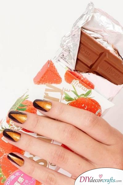 The Best Nail Art Ideas For Halloween, Sharp Nails