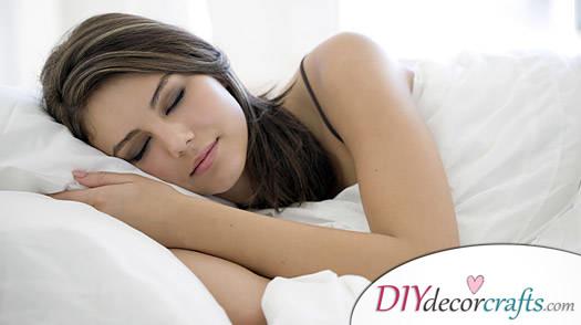 How To Get Rid Of Eye Bags Easily, Sleep Schedule