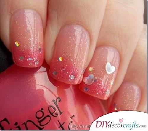 Sweet Melon - Ombre Nail Art