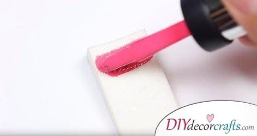 Secret Tool - Ombre Nail Art