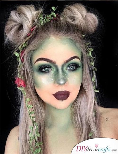 Fairy - Halloween Makeup Design