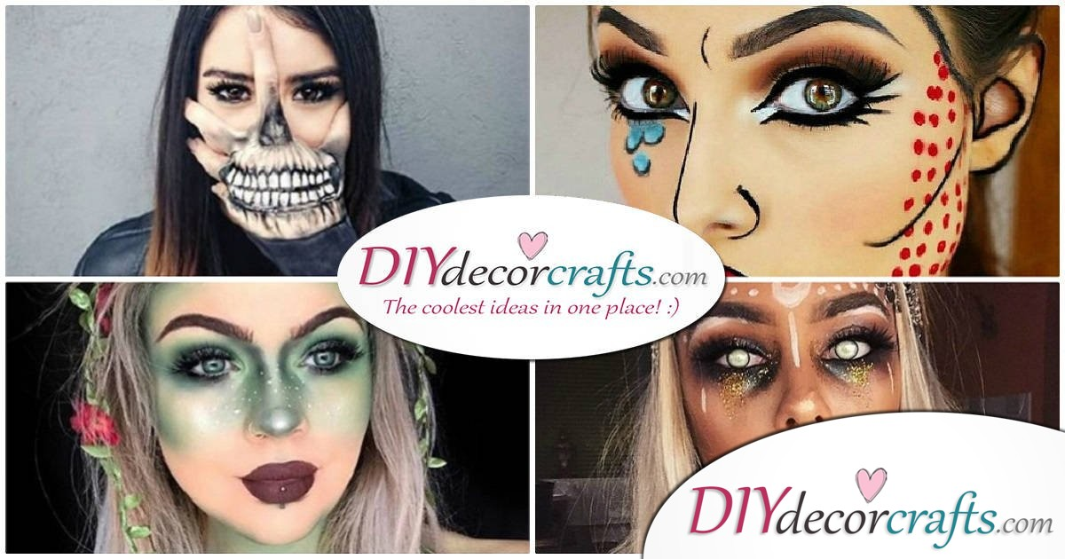 Halloween Makeup Design That Will Blow Everyone Away