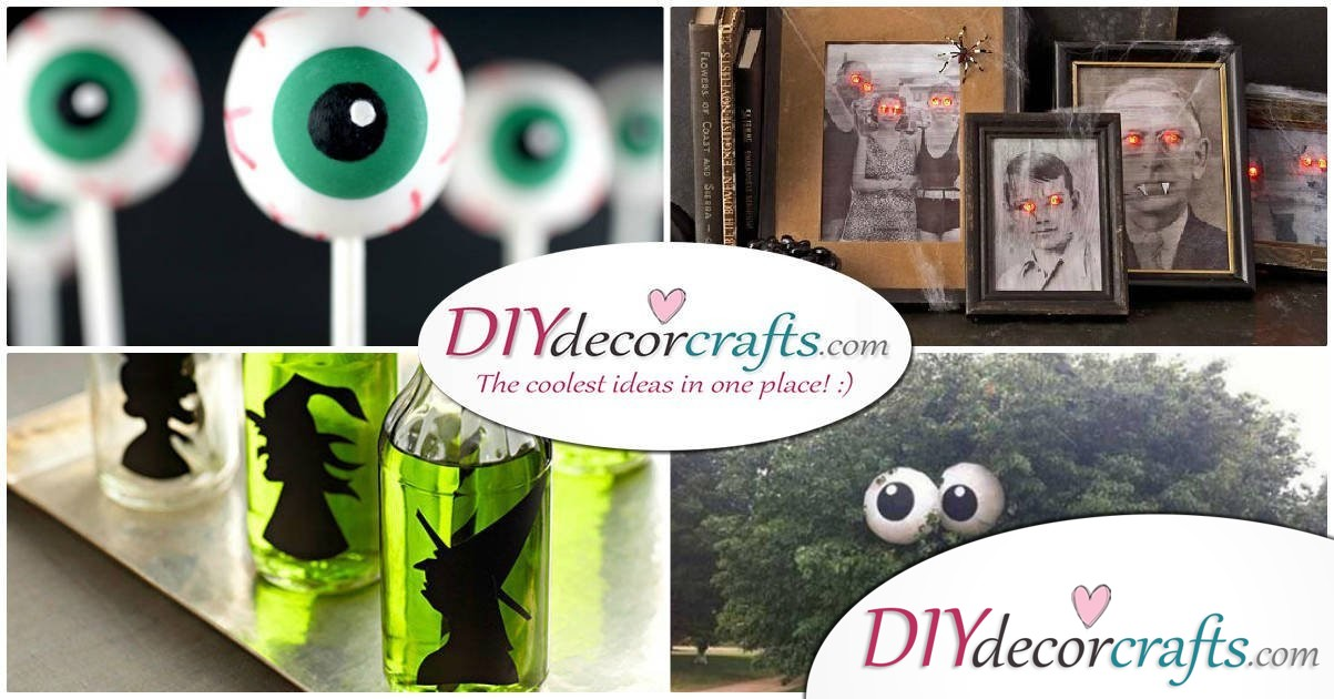 Spooktacular DIY Dirt Cheap Halloween Décor Ideas