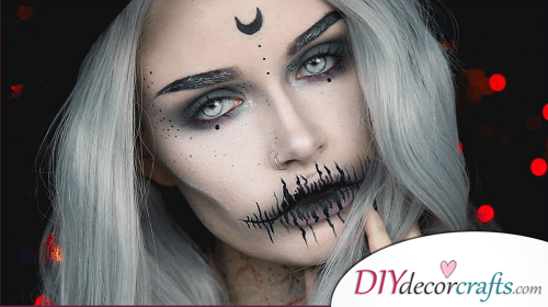 Wicked Witch - Halloween Makeup Ideas
