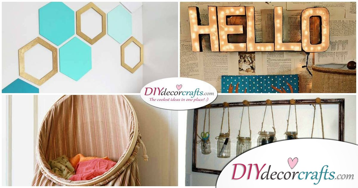 10 Amazing DIY Dorm Room Ideas To Spice Things Up Next Semester
