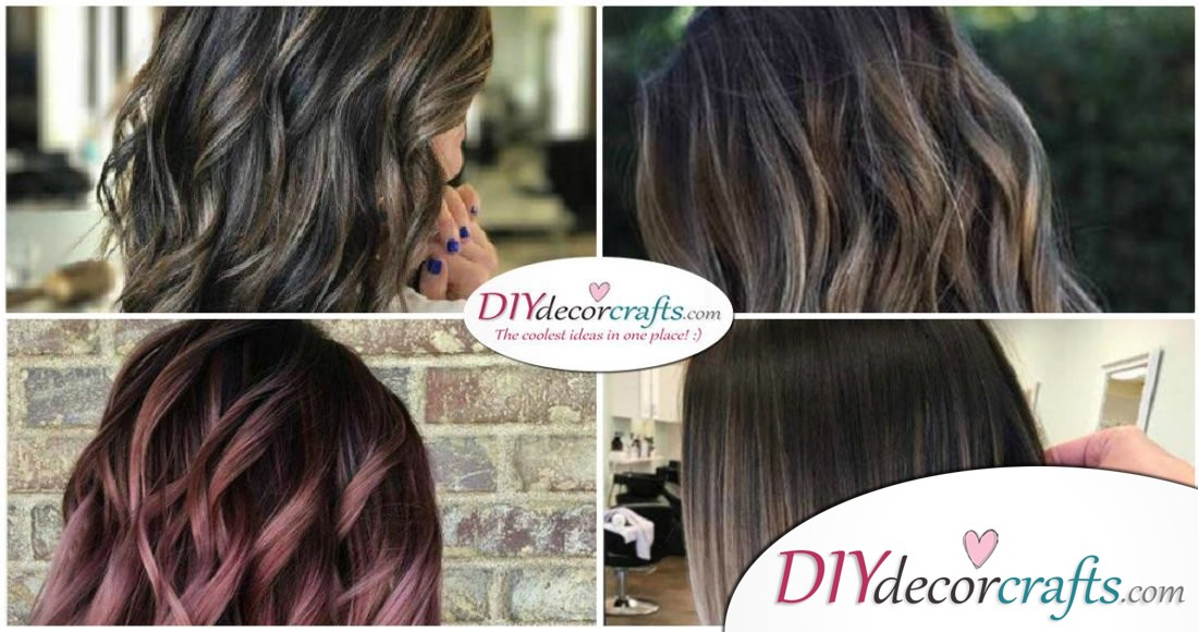 12 Fall Hair Color Ideas To Spice Things Up - Diy deco ...