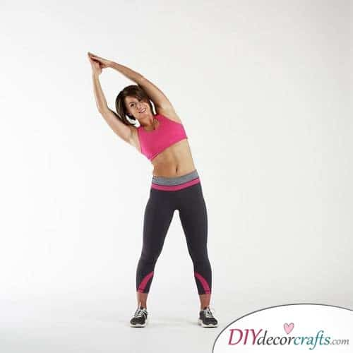 Side Stretch - Exercises
